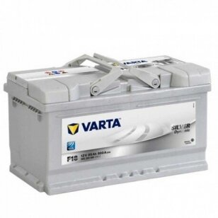 Akumuliatorius VARTA 85 Ah 800 A EN 12V