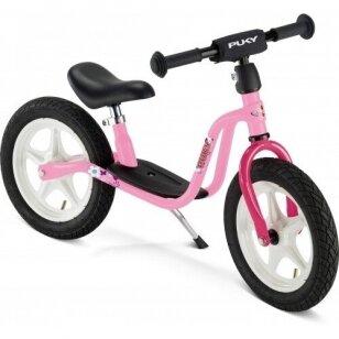 Balansinis dviratukas PUKY LR 1L rose pink