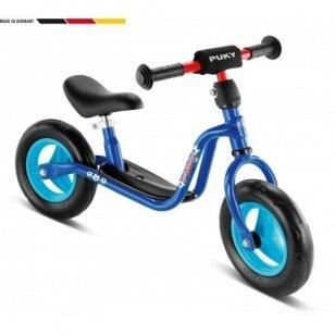 Balansinis dviratukas PUKY LR M blue football