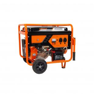 Benzininis generatorius ASTOR BS-6500E