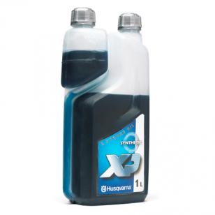 Dvitaktė alyva XP® Synthetic, su dozatoriumi