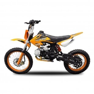 KROSINIS MOTOCIKLAS NXD 17/14 125cc KICK-START