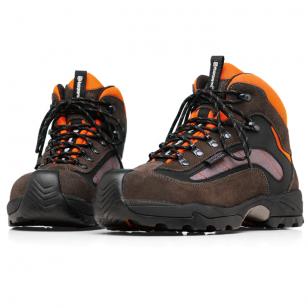 Odiniai miškininko batai