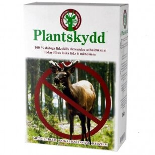 PLANTSKYDD, 1 KG, REPELENTAS