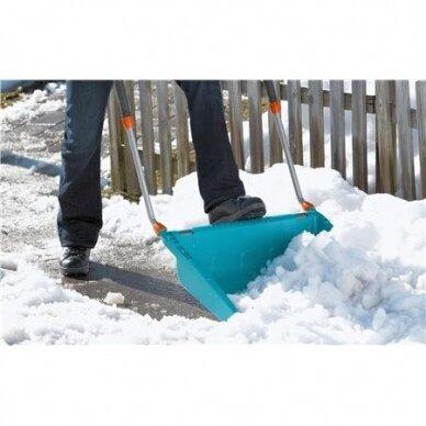 Sniego stumtuvas Gardena 3